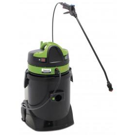 Aspirateur eau/poussière + désinfection Cleancraft FLEXCAT127PD