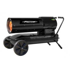 Outlet: 2ème main : avec défauts comme rayures ou chocs visibles.: Canon à chaleur au fioul DUAL FUSION 945-1223 m³ 50-65 kW