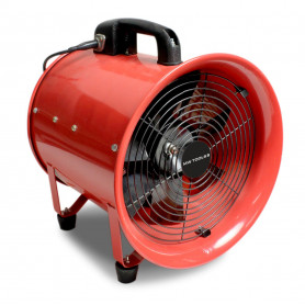 Outlet: Emballage d'origine manquant ou abîmé.: Ventilateur extracteur mobile 300 mm - 500 W