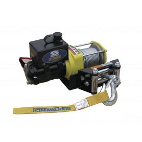 Outlet: 2ème main : peut présenter des traces d'utilisation.: Treuil électrique 12 V DC ATV