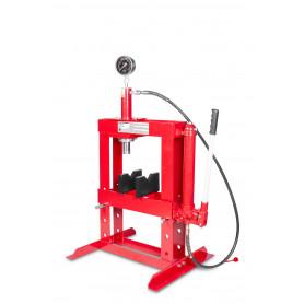 Outlet: Emballage d'origine manquant ou abîmé.: Presse hydraulique d'établi manuelle 10 t