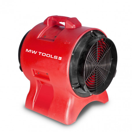 Outlet: 2ème main : peut présenter des traces d'utilisation.: Ventilateur extracteur mobile 300 mm - 750 W