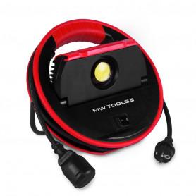 Outlet: 2ème main : peut présenter des traces d'utilisation.: Lampe LED 5000 lumens, câble 6 m
