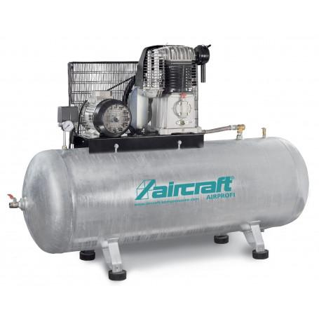 Compresseur à piston 5,5 kW - 10 bar - 500 l - 680l/min Aircraft AIRPROFI 853/500/10 H