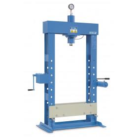 Presse hydraulique manuelle 30 t  OMCN OP30/SA
