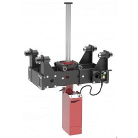 Cric de fosse hydro-pneumatique CATTINI 10 t 800 mm Cattini YAK1810/SHO