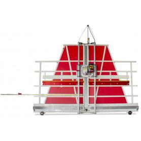 H7 - Scie à panneaux verticale - 1,65 kW - 2100 mm SSC SSCH7V3