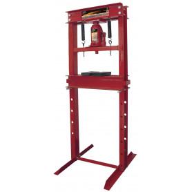 Presse hydraulique d'atelier manuelle 20 t MW-Tools CAT520