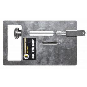 Cassette acylique et lames DFC  SSC DFC3