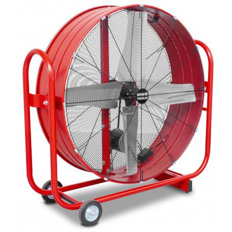 Ventilateur à courroie ø 1000 mm 450 W MW-Tools MV1000LUB