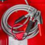 Station de ravitaillement diesel 440L en PE pompe 12V + pistolet auto MW-Tools TD44012