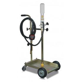 Pompe à huile pneumatique mobile MW-Tools OP605
