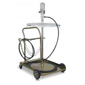 Pompe à graisse pneumatique mobile MW-Tools VP200