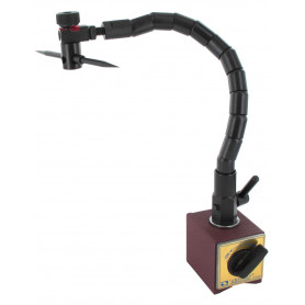 Ensemble bras et base magnétique flexible 80 kg Vertex VMB-06