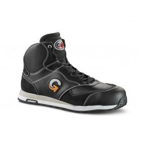Chaussures de sécurité Imola S3 microfibre Gar IMOLA MID S3 NERO