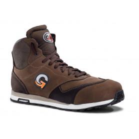 Chaussures de sécurité Imola S3 cuir Gar IMOLA MID S3 MARRON