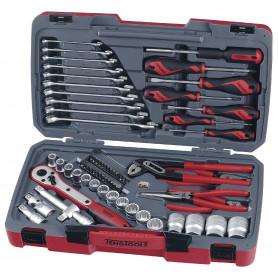 """Combiset 1/2"""" 68 pcs Teng Tools T1268"""