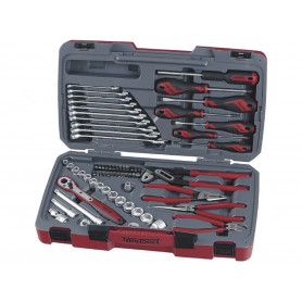 """Combiset 3/8"""" 67 pcs Teng Tools T3867"""