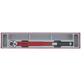 Clé dynamométrique - pour droitiers Teng Tools TTX1292