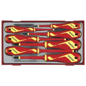 Set tournevis 1000V 7pcs TC tray Teng Tools TTV907N