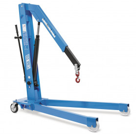 Grue de garage pliable 500 kg OMCN OGP05/S