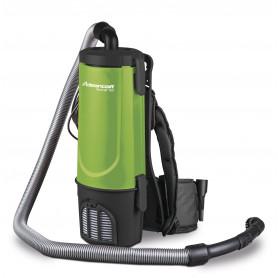 Aspirateur dorsal portable 4 l Cleancraft FLEXCAT104