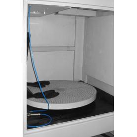 Plateau tournant pour cabines de sablage MW-Tools SCDT350