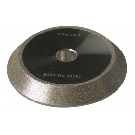 Meules optionelles pour affüteuses de mêches Vertex Vertex VDG-13-25BD