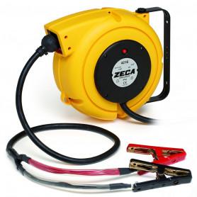Enrouleur chargeur batterie 6 m 30 A Zeca Z4216