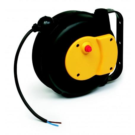 Enrouleur électrique 5 m - 3G 1,5 mm² Zeca ZEEL9004