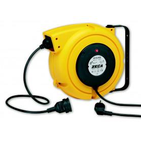 Enrouleur électrique 14 m - 3G 1,5 mm² Zeca ZEEL4315/GS