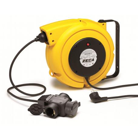 Enrouleur électrique 14 m - 3G 1,5 mm² Zeca ZEEL4315/GS 3