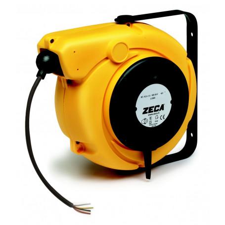 Enrouleur électrique 10 m - 3x 1,5 mm² Zeca ZEEL5827/XF