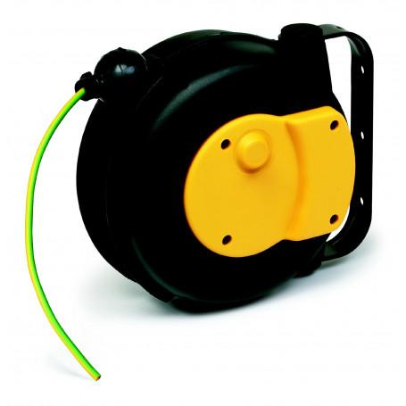 Enrouleur électrique 6 m - 1x 6 mm² Zeca ZEEL9006