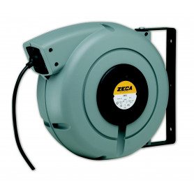 Enrouleur électrique 20 m - 4G 2,5 mm² Zeca ZEEL7425