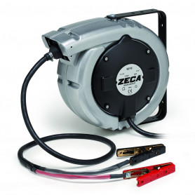 Enrouleur chargeur batterie 9 m 30 A Zeca Z6216