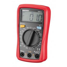 Multimètre digital CAT I 600V / CAT II 300V Teng Tools DM550