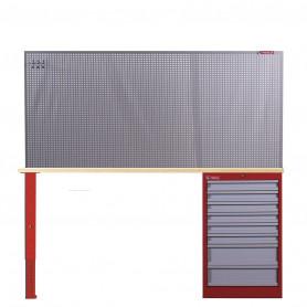 Aménagement d'atelier modulaire 120 cm MW-Tools MOD12LA1