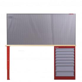 Aménagement d'atelier modulaire 150 cm MW-Tools 004.381
