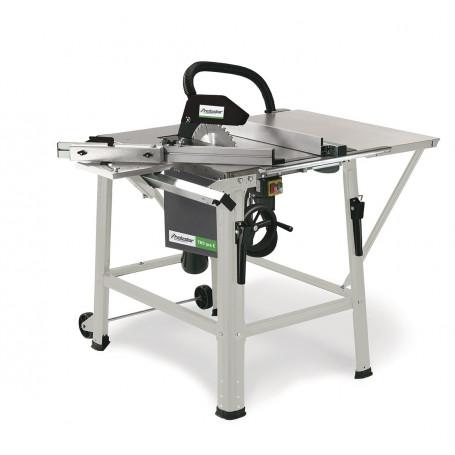 Scie à table mobile pour le bois - ø 315 mm Holzstar TKS315E