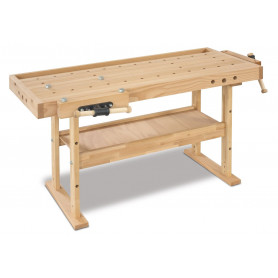 Etabli en bois 1800x610mm  Holzkraft HB1701