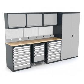 Mobilier d'atelier industriel Heco HEW100