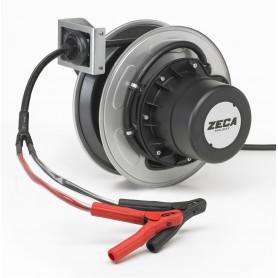 Enrouleur de câble chargeur batterie 12+2M 50A Zeca Z1424