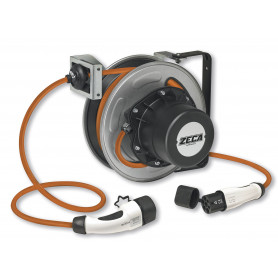 Enrouleur de câble pour la charge de véhicules électriques  Zeca EV6322T