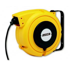 Enrouleur câble transfert données 22 m Zeca 6708 CAT6