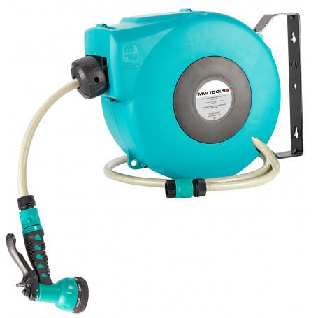 Enrouleur arrosage 20m MW-Tools HAW01220