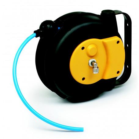 Enrouleur ZECA avec tuyau d'air PU 7,5 m - 5,5 mm  Zeca ZELU55