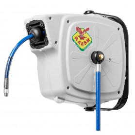 enrouleur industriel carter air eau 20 bars tuyau PU Raasm RAAW20UT