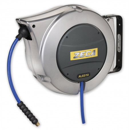 "Enrouleur aluminium air eau 16 m - 3/8"" Zeca AL83/10"
