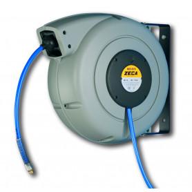 """Enrouleur air eau 16 m - 1/4"""" Zeca ZELU805/8/S"""